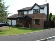 4 bed Detached home in Nant Y Milwr Close...