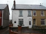 semi detached home in Prospect Place, New Inn...