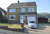 Detached house for sale in Sunlea Crescent, New Inn...