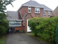 Pant Gwyn Close semi detached house for sale