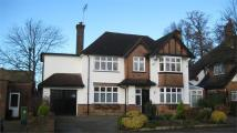 Detached home to rent in Langley Way, Watford...