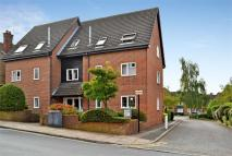 Studio flat in Worley Road, St Albans...
