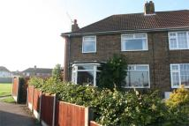semi detached property in Burgess Road, Aylesham...