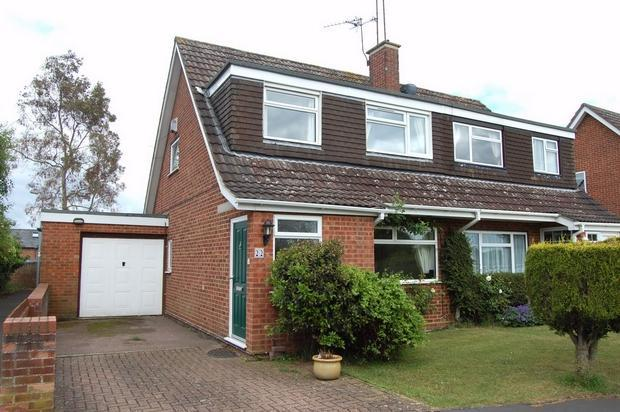 3 Bedroom Semi Detached House For Sale In Dormer Avenue