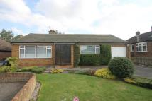 2 bed Bungalow in Fauchons Close, Bearsted...