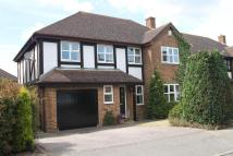 4 bed Detached property in Shepherds Gate Drive...