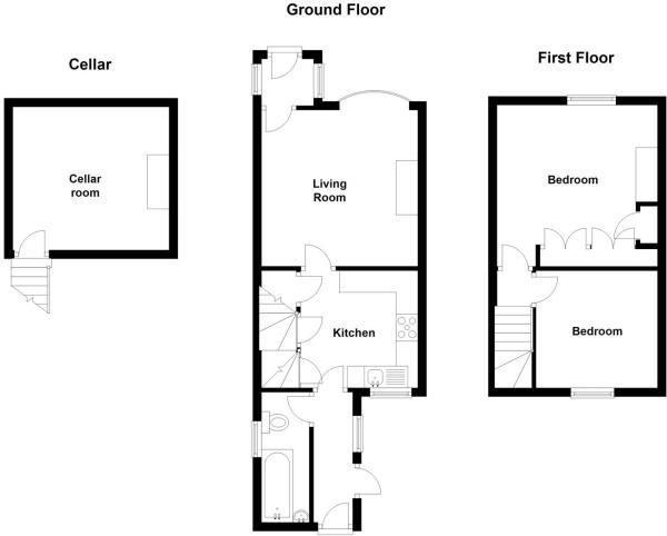 Floorplan. 596 Loose