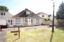 Parkhill Road Bungalow to rent