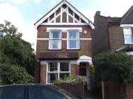 Detached house in NORTHCOTE ROAD, SIDCUP