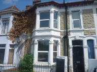 Terraced property in Robertson Road, Bristol