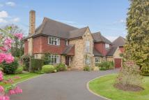 Detached home in Cricket Way, Weybridge...