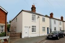 3 bed Terraced home to rent in Radnor Road, Weybridge...