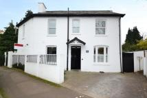 3 bed Detached property in York Road, Weybridge...