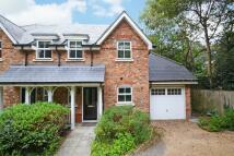 4 bedroom semi detached home to rent in Littleheath Lane, Cobham...