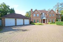 5 bedroom Detached property to rent in Fairmile Lane, Cobham...