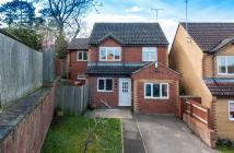 4 bedroom Detached house in Chamberlain Way, Raunds