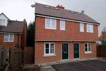 3 bed new home to rent in Gravely Street, Rushden