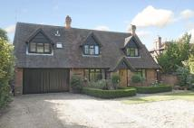 Detached house in Cookham Dean - Winter...