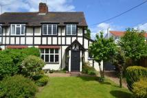 3 bedroom semi detached home in Cookham Village