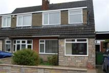 3 bedroom semi detached home in Penrhyn Crescent...