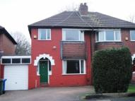 3 bedroom semi detached home to rent in Vaudrey Drive...