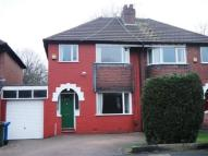 semi detached property in Vaudrey Drive...