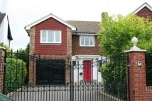 Detached home in Bodenham Road...