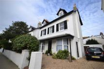 5 bedroom Detached house in Crescent Road, Worthing...