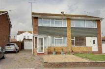 semi detached house in Ingleside Crescent...