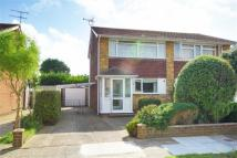 2 bed semi detached property for sale in Ingleside Crescent...