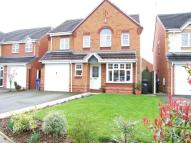 Detached property for sale in Moor Furlong, Stretton