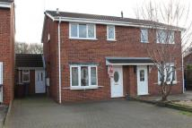 3 bedroom semi detached property in Duchy Close...