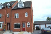 semi detached house to rent in Edward Street, Overseal...