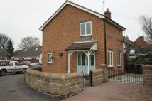 Detached house in Hall Street, Swadlincote