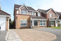 Detached house in Stimpson Road, Coalville