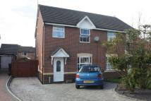 3 bed semi detached house for sale in Stinson Way, Whitwick