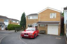 Detached house in Crediton Close, Wigston