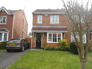 semi detached house in Bramble Close, Glenfield