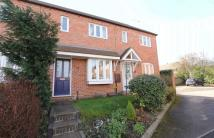 2 bedroom semi detached home for sale in Jubilee Close, Melbourne...