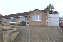Semi-Detached Bungalow in Fairfield Crescent...