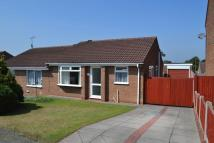 2 bed Semi-Detached Bungalow in Crich Way, Newhall...