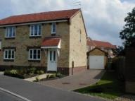 3 bed semi detached home to rent in Teasel Road...