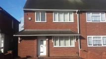 Barnford Crescent semi detached house to rent