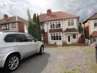 3 bed semi detached home in Wolverhampton Road...