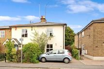 semi detached house in Woking, Surrey