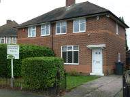 2 bed semi detached property in Cossington Road...