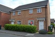 3 bedroom semi detached property to rent in 5 Lyon Drive  Tamworth