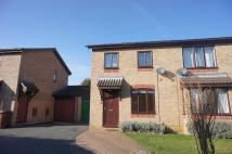 2 bedroom home in Beckdale Close, Bicester...