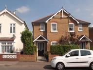 2 bedroom semi detached house in STATION ROAD, Chertsey...