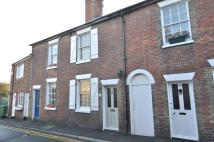 Terraced home in Theatre Street, Hythe